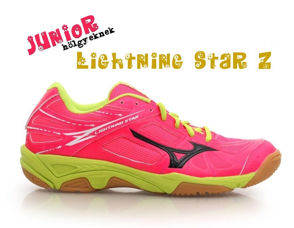 mizuno lightning star z roplabdas gyerek junior teremcipo. Mizuno Wave  Twister 4 röplabdás teremcipő 1dbb7c2335